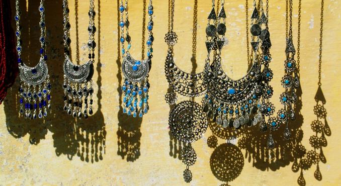 Bijoux orientaux