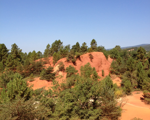 Colorado Provençal – Luberon